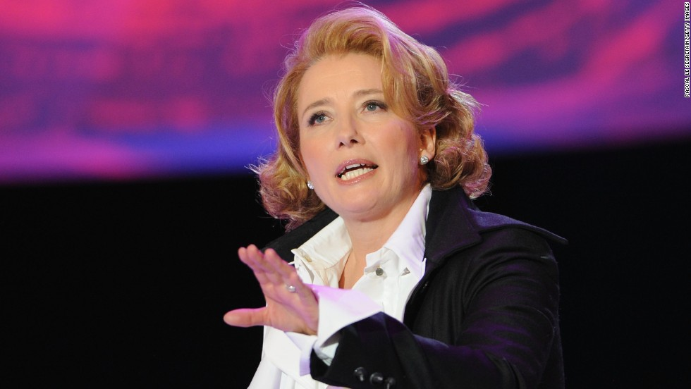 "British actress Emma Thompson said <a href=""http://www.theaustralian.com.au/arts/acting-on-outspoken-beliefs/story-e6frg8n6-1111117752031"" target=""_blank"">in a 2008 interview</a>, ""I'm an atheist; I suppose you can call me a sort of libertarian anarchist. I regard religion with fear and suspicion. It's not enough to say that I don't believe in God. I actually regard the system as distressing: I am offended by some of the things said in the Bible and the Quran, and I refute them."""