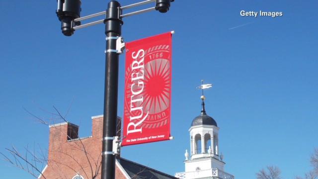 New Rutgers hire under fire