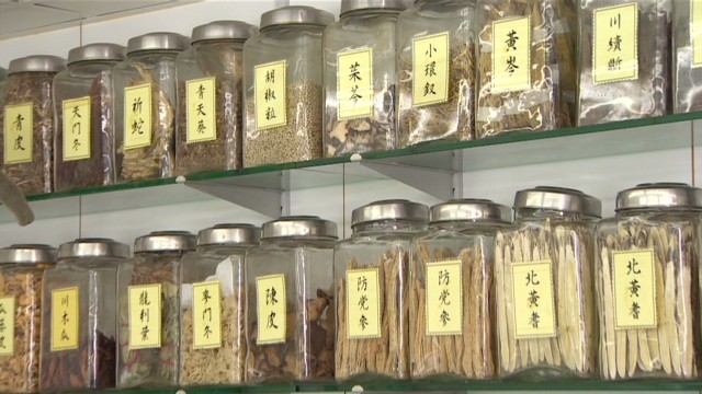 Chinese medicine looks to go mainstream