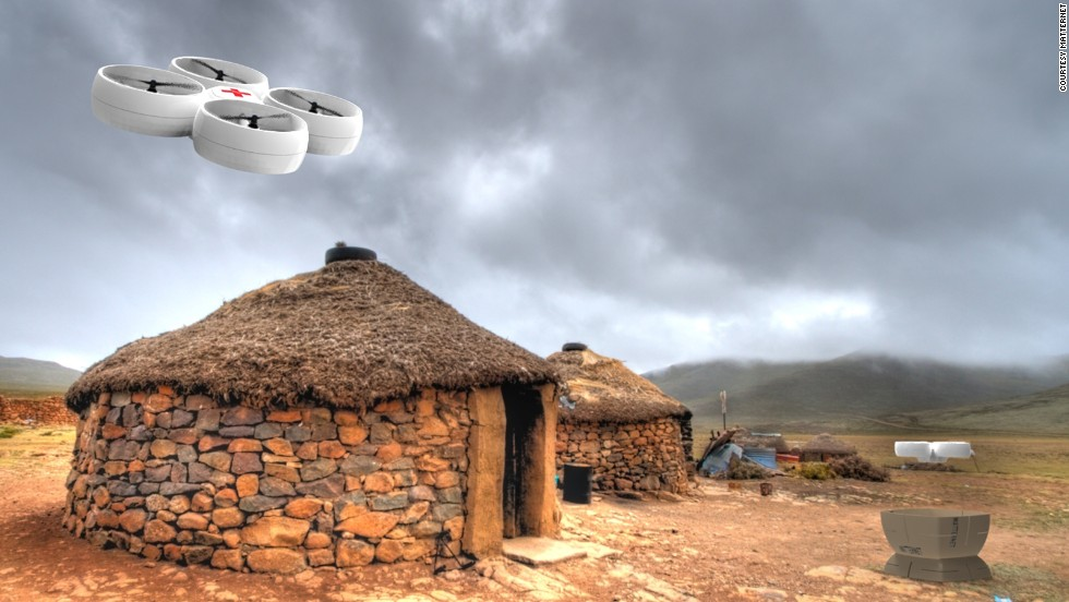 "U.S. start-up <a href=""http://matternet.us/"" target=""_blank"">Matternet</a> aims to create a network of drones capable of transporting potentially lifesaving goods to rural and under-developed areas. The<a href=""http://www.gatesfoundation.org/"" target=""_blank""> Bill & Melinda Gates Foundation</a> is backing rural drone transport too, funding a project that aims to transport vaccines to hard-to-reach and disaster-struck locations."