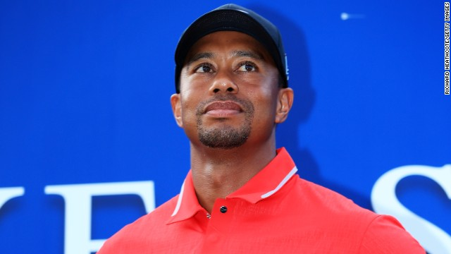 World No. 1 Tiger Woods has won four PGA Tour events so far in 2013.