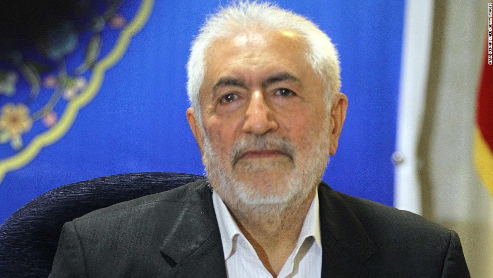 Mohammad Gharazi was a minister during Akbar Hashemi Rafsanjani's presidency.