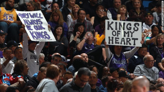 The Sacramento Kings will remain in northern California after the NBA board approved the team's sale to a local ownership group.