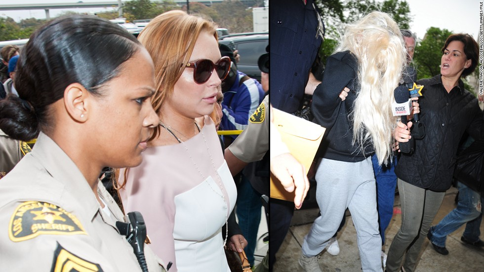 """With her <a href=""""http://www.cnn.com/2013/05/24/showbiz/amanda-bynes-arrest/index.html"""" target=""""_blank"""">recent legal troubles and mystifying actions,</a> lots of people are wondering if actress Amanda Bynes is headed down the same path as her often troubled contemporary, Lindsay Lohan. The pair do have a few things in common ..."""