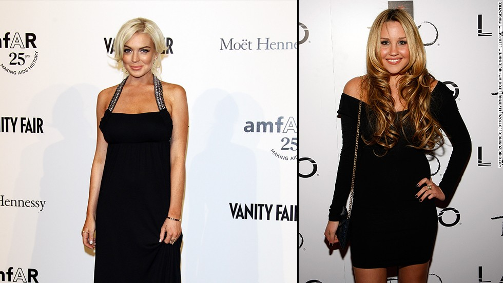 """Both Lohan and Bynes love to take to Twitter for ... so much. They rant, they <a href=""""http://www.huffingtonpost.com/2013/05/26/amanda-bynes-rihanna_n_3340005.html"""" target=""""_blank"""">beef with other celebs</a>, they post racy photos. During Bynes troubles last year Lohan <a href=""""http://www.vh1.com/celebrity/2012-09-17/amanda-bynes-car-is-impounded-lindsay-lohan-tweets-her-a-diss/"""" target=""""_blank"""">tweeted:</a> """"Why did I get put in jail and a nickelodeon star has had no punishment(s) so far,"""" <a href=""""http://www.vh1.com/celebrity/2012-09-17/amanda-bynes-car-is-impounded-lindsay-lohan-tweets-her-a-diss/"""" target=""""_blank"""">according to VH1.com</a>."""