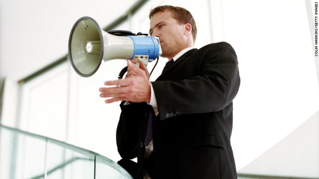 Speak up: Low-voiced chief executives tend to run bigger companies