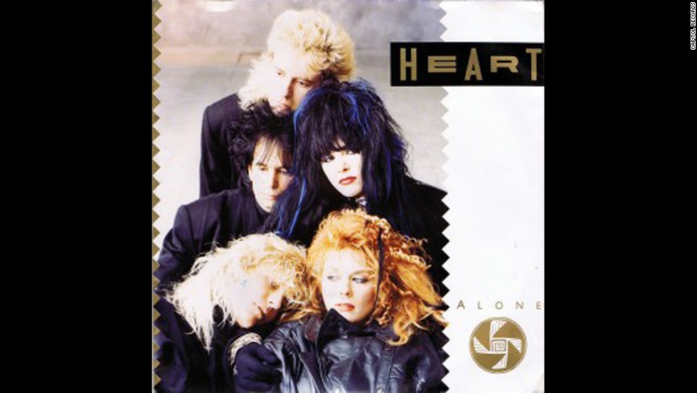 "While Houston's ""I Wanna Dance"" was probably the preferred pick for partiers, Heart's <strong>""Alone""</strong> was still a major hit that summer as it knocked Houston's single out of No. 1 in mid-July."