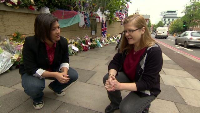 UK mum recounts gruesome murder scene