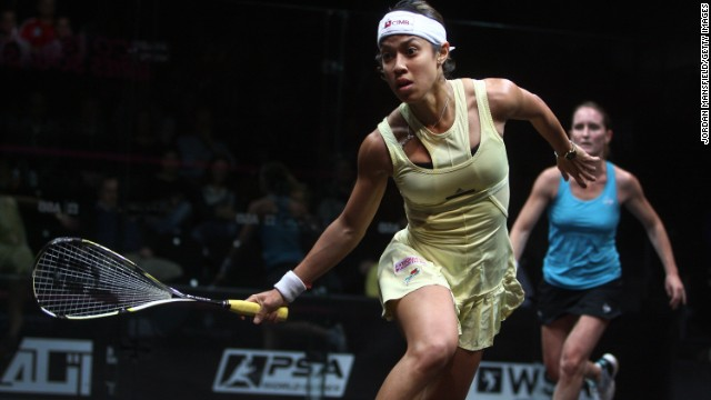 Malaysia's seven-time world champion Nicol David is hoping to compete at the 2020 Olympics.