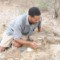 Zeray Alemseged rock field work