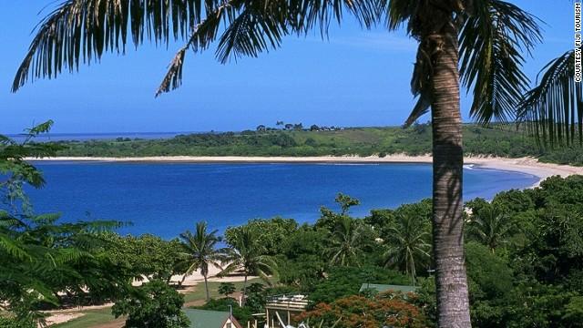 46. Natadola Beach, Fiji