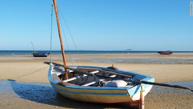 77. Vilanculos Beach, Mozambique