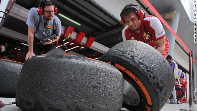 Formula One's 2013 tires supplied by Pirelli have come under intense scrunity in terms of performance and safety.