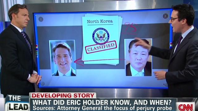 DOJ investigates reporter: A timeline