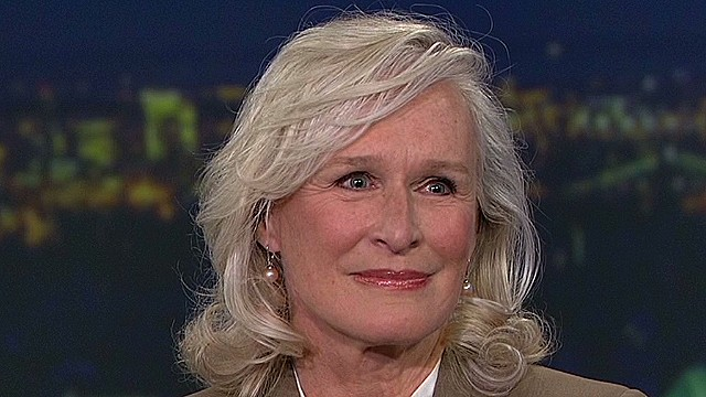 Glenn Close talks mental illness