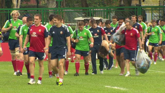 Rugby powerhouse makes Hong Kong debut