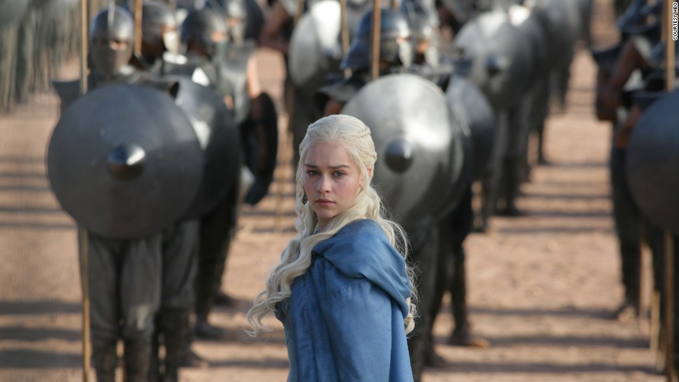 "Although the realms of Westeros are based only in the universe of author George R.R. Martin's ""A Song of Ice and Fire"" series, some aspects of the ""Game of Thrones"" storyline borrow from a range of historical inspiration found in medieval Europe. Season 5 will premiere in spring 2015 on HBO."