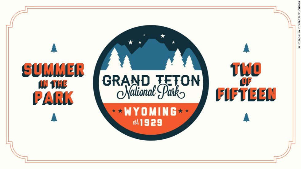Check out ranger-recommended Grand Teton sites in our second installment of Summer in the Park. Check back next week for a look at Yosemite.