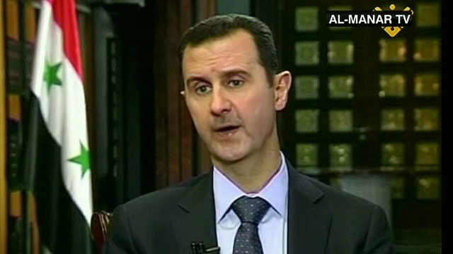 Assad plans to seek re-election in 2014