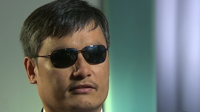 Chinese dissident: Family being harassed