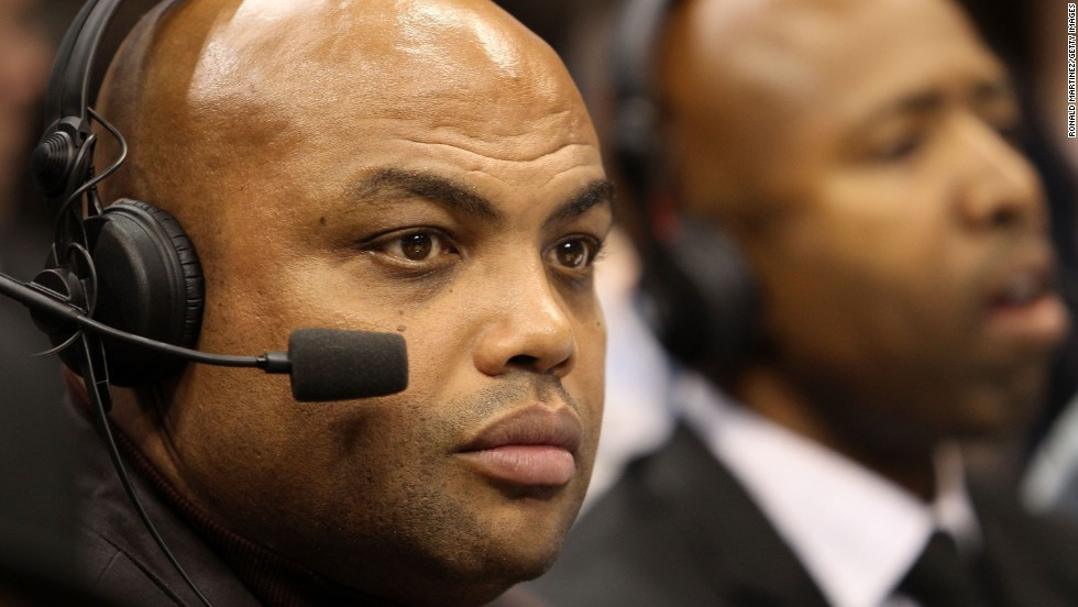 """Charles Barkley, seen here at the 2010 NBA All-Star Weekend in Dallas, got caught on a hot mic while covering a basketball game for TNT saying that <a href=""""http://www.nydailynews.com/life-style/health/charles-barkley-weight-watchers-deal-scam-nba-crows-hot-mic-paid-lose-weight-article-1.1001968"""" target=""""_blank"""">his Weight Watchers endorsement deal was a """"scam."""" </a>The company saw the humor in it and <a href=""""http://content.usatoday.com/communities/gameon/post/2012/01/weight-watchers-forgives-barkley-for-scamming-them-charles-barkley-tnt-matthew-bautista/1#.UafVtdgzXkc"""" target=""""_blank"""">released a statement</a> saying """"We love Charles for the same reason everyone loves Charles, he's unfiltered."""""""