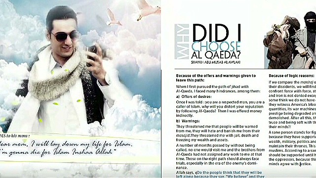 Al Qaeda mag. praises Boston bombings