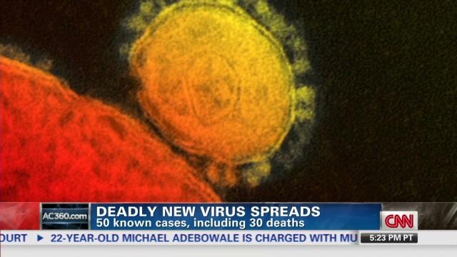 Growing alarm over new virus