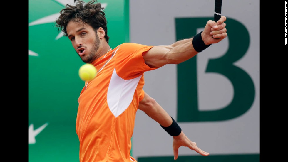 Lopez returns to Ferrer on May 31.