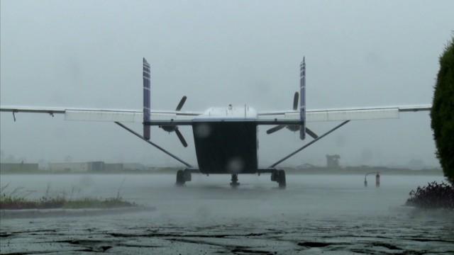 Storm halts Bourdain's Congo trip