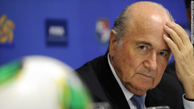 I'm a 'schemer': FIFA's Blatter explains his tactics