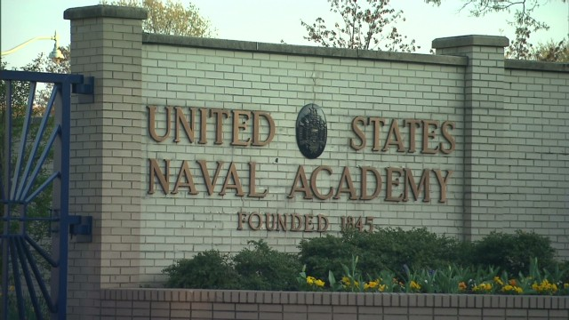 Sex assault allegations at Naval Academy