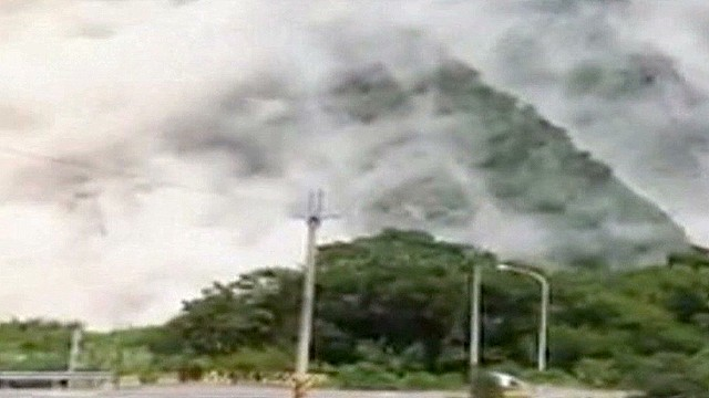 Strong earthquake jolts Taiwan