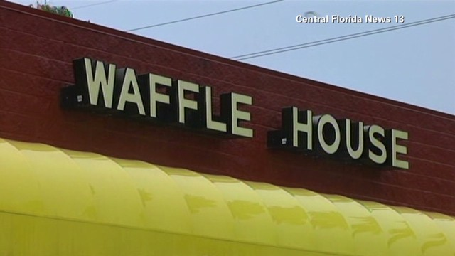 'Waffle House Index' charts hurricanes