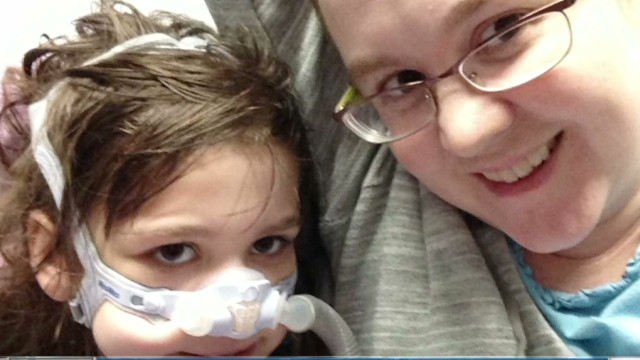 10-year-old Sarah needs lung transplant