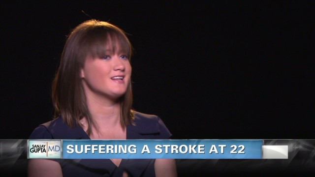 Young women and stroke