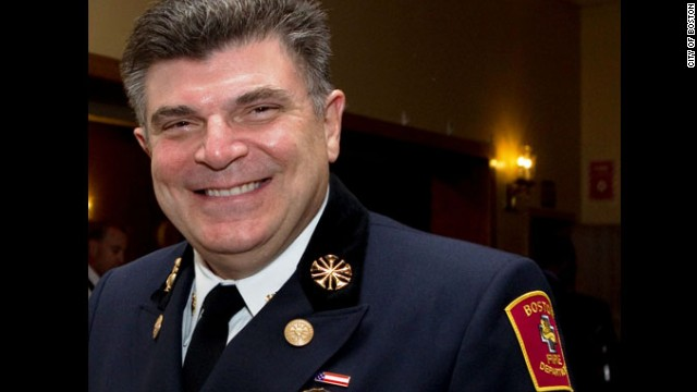 """Thirteen out of 14 Boston deputy fire chiefs have signed a letter of """"no confidence"""" in Fire Chief Steve Abraira regarding his handling of the Boston Marathon bombings, a source with knowledge of the situation told CNN Tuesday night, May 14, 2013."""