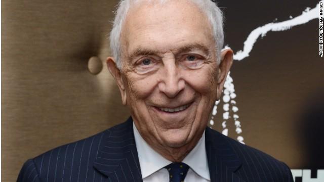 Sen. Frank Lautenberg dies at 89