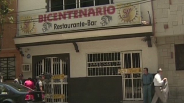 11 young people go missing from bar