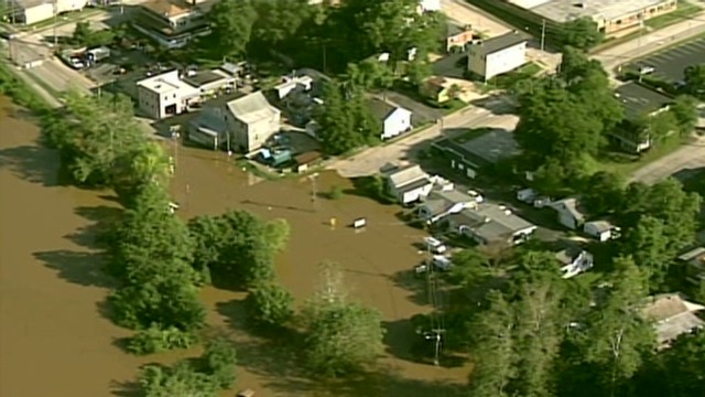 Missouri residents face flooding danger