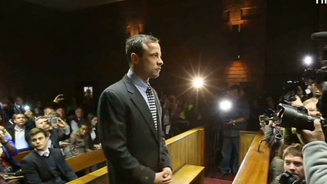 Oscar Pistorius back in court