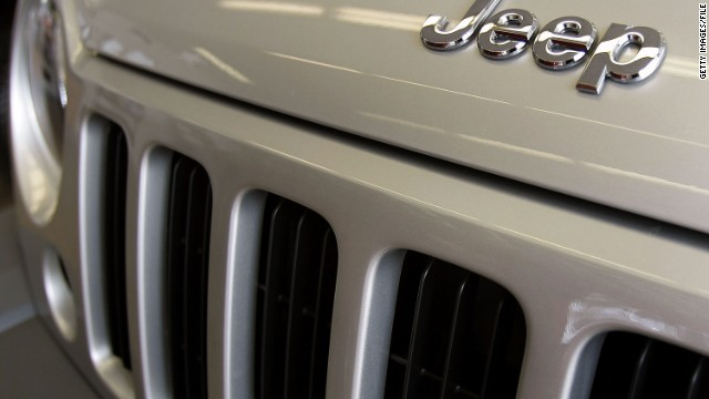 Chrysler won't recall millions of Jeeps