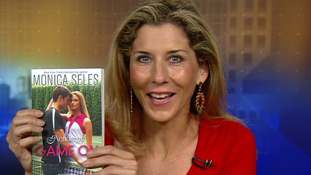 Monica Seles is now a novelist