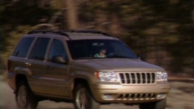 Chrysler rejects Jeep recall request