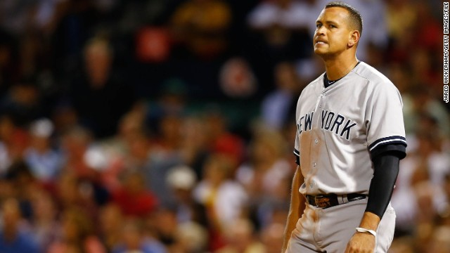 A-Rod: 'I'm going to keep fighting'