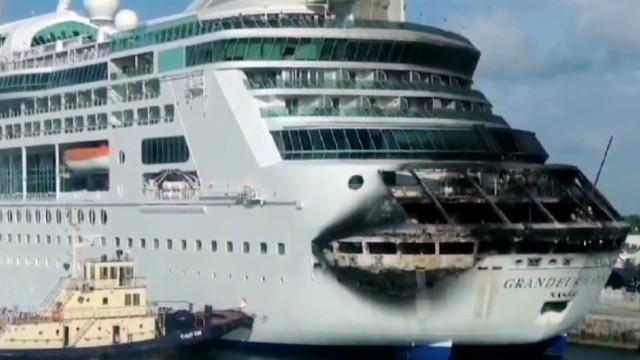 Cruise ship nightmares