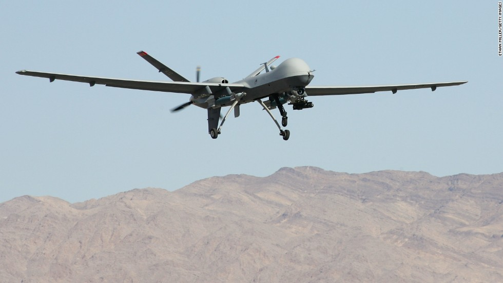 President Obama's administration has accelerated the use of remotely piloted military drones in surveillance and attacks on suspected terrorists.