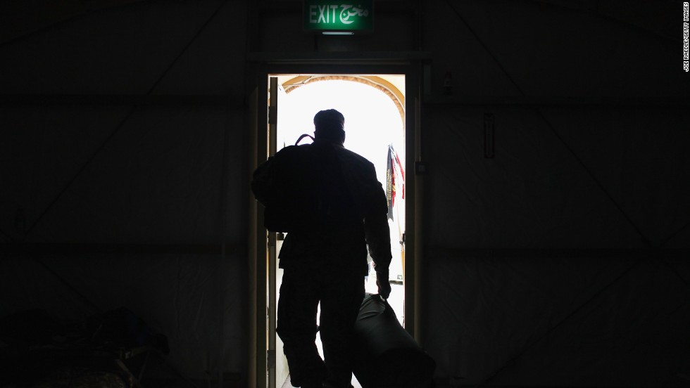 The last U.S. troops in Iraq crossed the border into Kuwait on December 18, 2011, ending an eight-year war in the troubled nation.