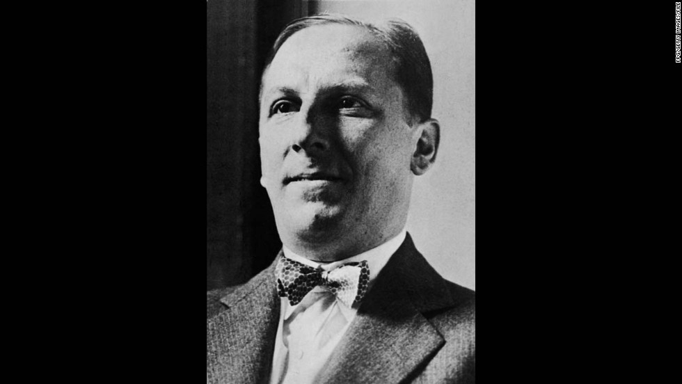Gambler Arnold Rothstein was the financial backer accused of being behind the fixed 1919 World Series. Eight Chicago White Sox players were allegedly bribed to throw the game with money provided by Rothstein. He denied all allegations before a grand jury and was later exonerated of any wrongdoing. All eight players involved in the fix were banned for life.