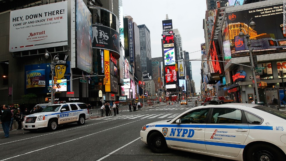 A car bomb was discovered parked in the Times Square area of New York. Within hours, authorities took Faisal Shahzad into custody as the prime suspect.<br />
