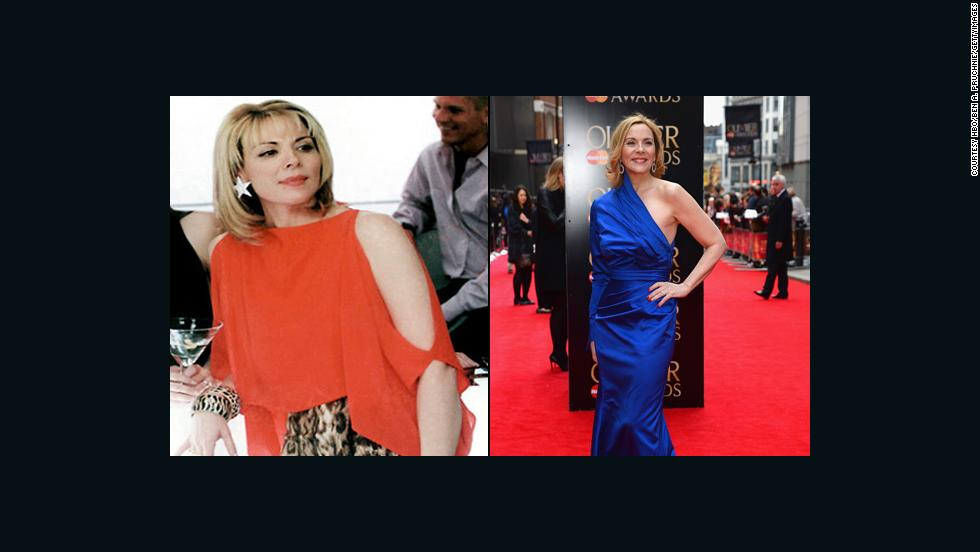 """Kim Cattrall's Samantha Jones arguably put the """"Sex"""" in the show's title. In 2002 she and then-husband Mark Levinson co-authored """"Satisfaction: The Art of the Female Orgasm."""" <a href=""""http://blog.zap2it.com/frominsidethebox/2012/10/kim-cattrall-returns-to-series-tv-in-canadian-comedy-sensitive-skin.html"""" target=""""_blank"""">She is slated to appear in 2013</a> in the Canadian comedy series """"Sensitive Skin"""" about a woman in the midst of a midlife crisis."""